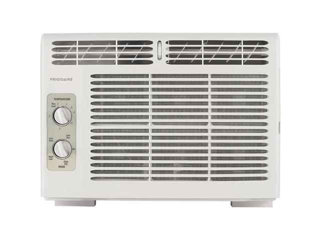 Frigidaire 5,000 BTU 115V Window-Mounted Mini-Compact Air Conditioner with Mechanical Controls photo