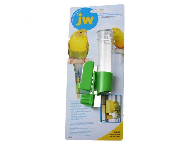 JW CLEAN SEED SILO BIRD FEEDER (618940313052 Home & Garden Lawn & Garden Outdoor Living) photo
