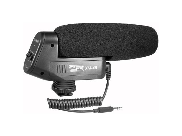 Panasonic Lumix DMC-GH5 Digital Camera External Microphone Vidpro XM-L Wired Lavalier microphone Electret Condenser 20 Audio Cable Transducer type