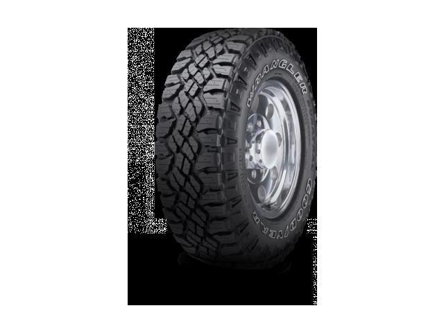 (1) New Goodyear Wrangler DuraTrac 315/70/17 121Q All-Terrain Commercial Tires