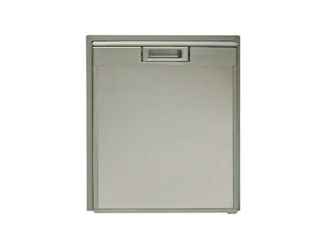 Norcold 2.7 Cubic Feet AC/DC Marine Refrigerator - Stainless Steel photo