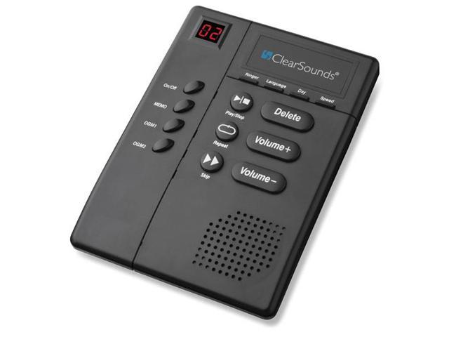 ClearSounds ANS3000 Digital Amplified Answering Machine (793537807005 Electronics Audio Audio Components) photo