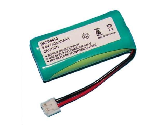 Motorola L601 Cordless Phone Battery Ni-MH, 2 4 Volt, 750 mAh - Ultra  Hi-Capacity - Replacement for G E  5-2762/2770 Rechargeable Battery -  Newegg com