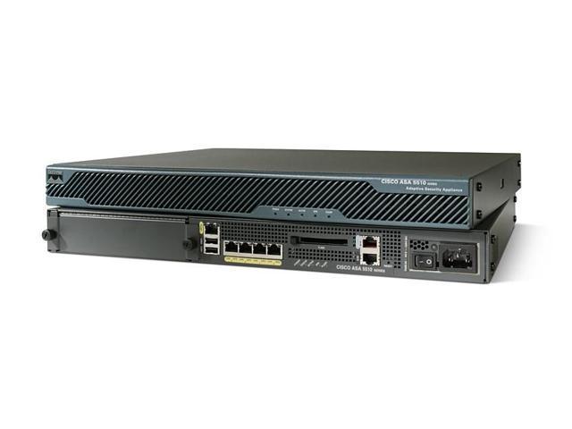 Recertified - Cisco ASA 5510 Series Adaptive Security Appliance Firewall ASA5510 photo