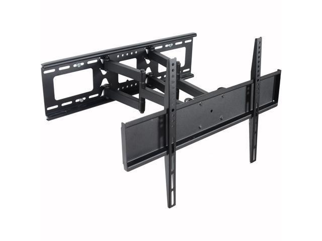 VideoSecu Dual Arm Full Motion Swivel Tilt TV Wall Mount for most Samsung 37 42 48 50 55 60' UN49KS8000FXZA UN58J5190AFXZA UN65KS8000FXZA LCD LED. photo