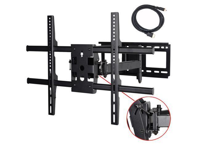VideoSecu Swivel Tilt TV Wall Mount Samsung 40 42 43 46 47 48 50 51 55 60 64 65 70' LCD LED UHD HDTV Plasma A37 photo