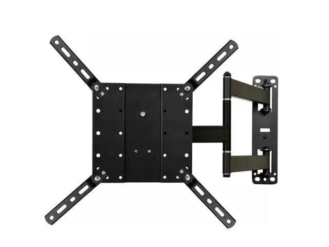 VideoSecu Heavy Duty Articulating Full Motion TV Wall Mount for most Samsung 32 37 39 42 46 48 50 55' LCD LED HDTV, Swivel Tilt TV Bracket with. photo