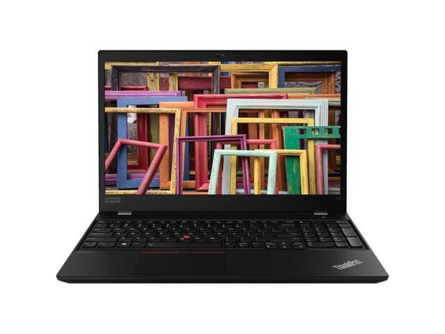 Lenovo ThinkPad 20S60015US 15.6' Full HD Laptop i7-10610U 8GB 256GB SSD W10 Pro