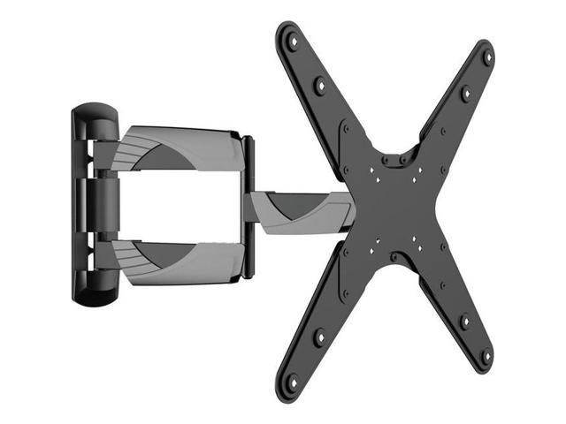 Inland ProHT Full Motion TV Wall mount for most 23' - 65' Curved or Flat-Panel TVs 05425