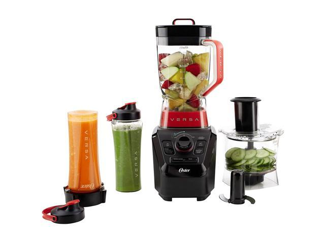 Oster Versa Performance Blender with Food Processor and Blend N' Go Accessories, BLSTVB-103-000 photo
