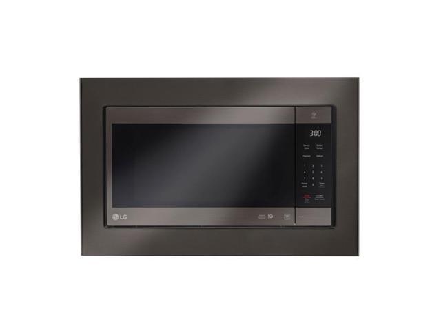 LG MK2030NBD 2.0 cu. ft. Microwave Trim Kit photo