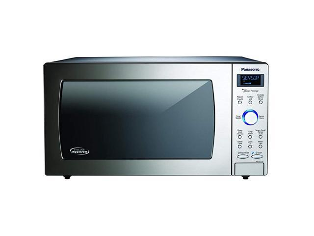 1.6 CUFT MICROWAVE OVEN WITH CYCLONIC WAVE INVENTER STAINLESS photo