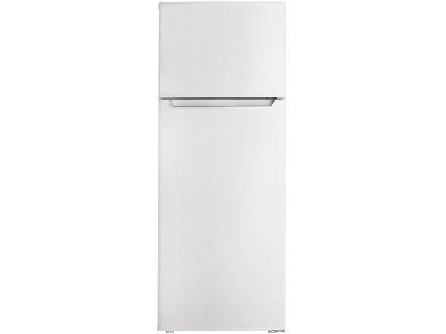 Danby 7.3 Cu. Ft. White Top Freezer Refrigerator photo