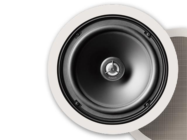 DEFINITIVE TECHNOLOGY UIW 83/A In-Ceiling Speakers - Pair (093207010439 Electronics Audio Home Theater Systems) photo