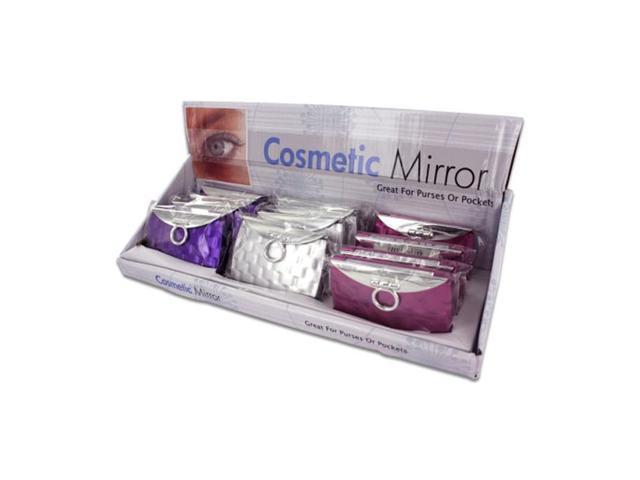 Purse design compact display 24 Pack (421605956460 Home & Garden Decor Mirrors) photo