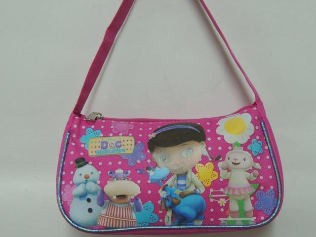 Handbag - Doc McStuffins - w/Friends New Purse Bag Girls Toys 025013 (727379025013 Luggage & Bags) photo