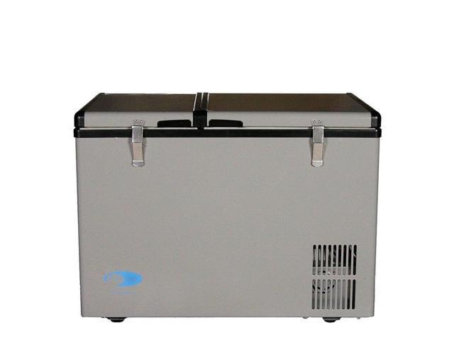 Whynter FM-62DZ 62 Quart Dual Zone Portable Fridge/ Freezer photo