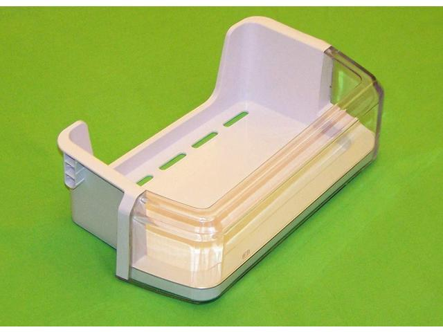 OEM Samsung Freezer Door Bin For Samsung RSG307AARS, RSG307AARS/XAA-0000, RSG307AARS/XAA-0001, RSG30 photo