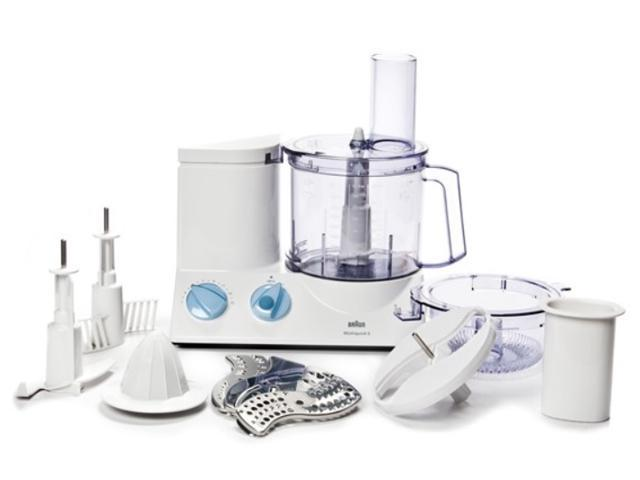 Braun Food processor photo