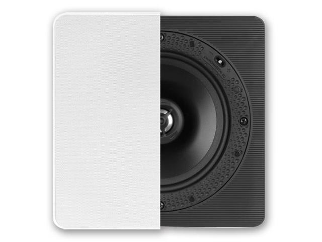 Definitive Technology DI 6.5S 6-1/2' Square In-Wall Loudspeaker - Each (093207063800 Electronics Audio Home Theater Systems) photo