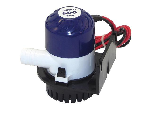 Shoreline Marine Bilge Pump 600 GPH photo