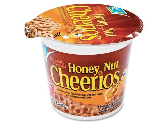 General Mills Honey Nut Cheerios Cereal-In-A-Cup photo