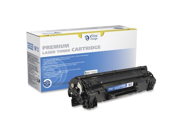 Elite uf. Toner Cartridge f/Canon 125 1600 Page Yld Black 75921