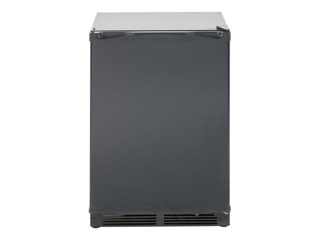 Avanti 5.2 Cu. Ft. Refrigerator, Black (RM52T1BB) photo