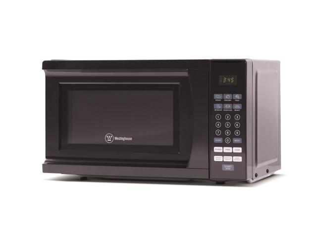 0.7 Cu Ft Microwave Black photo
