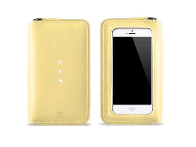 White Diamonds Crystal Purse Case for Apple iPhone 6/6s - Yellow (818300017044 Electronics Communications Telephony Mobile Phones) photo