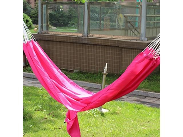 New Travel Camping Outdoor Hammock Parachute Bed Portable Hanging Hammock