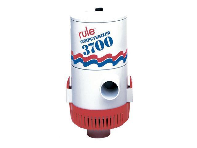 RULE 3700 AUTOMATIC BILGE PUMP 12V photo