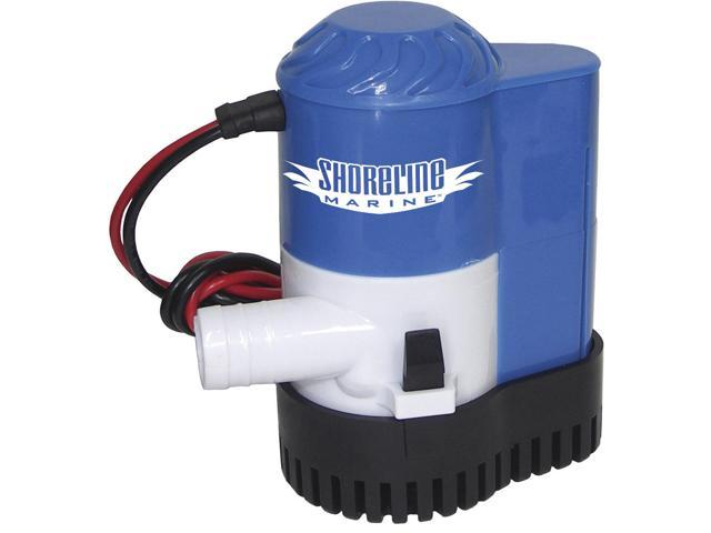 SHORELINE MARINE SL52257 BILGE PUMP 600 GPH W/SWITCH photo