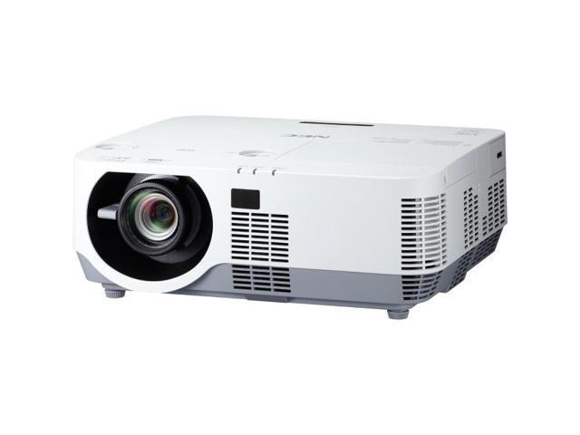 Bag LCD Projector 3000 Lumens HD 1080i HDMI-Adapter Remote bundle NEC NP500