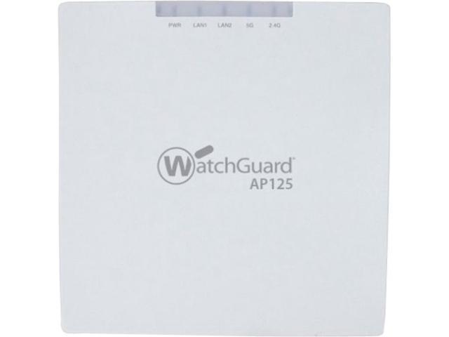 Watchguard Technologies - WGA15701 - WatchGuard AP125 and 1-yr Basic Wi-Fi - 2.40 GHz, 5 GHz - MIMO Technology (654522029232 Electronics Networking Bridges & Routers) photo