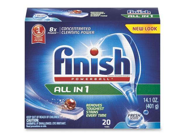 Finish Automatic Dishwasher Detergent photo