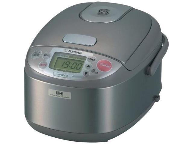Zojirushi 3-c. Induction Heating Rice Cooker, Stainless photo