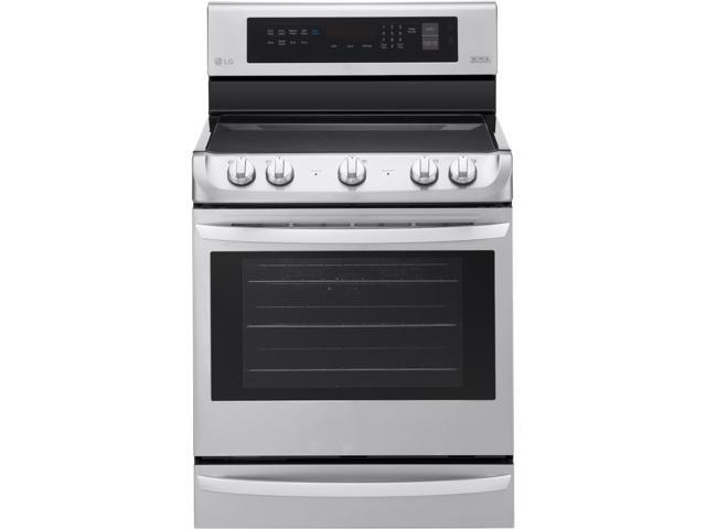 LG LRE4213ST Electric Range photo