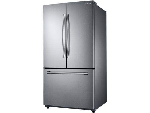 Samsung 26 cu. ft. French Door Refrigerator with Twin Cooling Plus photo