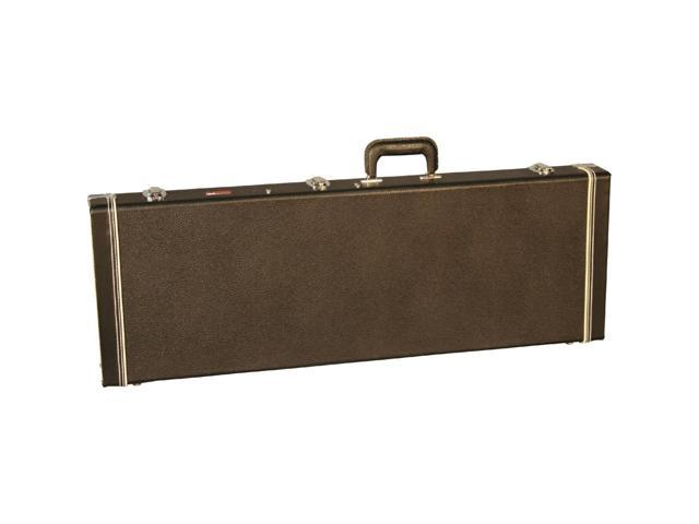 Gator Cases Deluxe GW-ELECTRIC Carrying Case for Guitar - Black photo