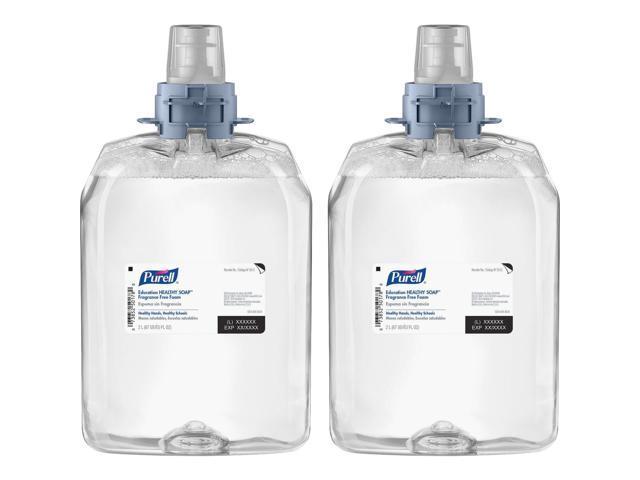 PURELL?? FMX-20 Education Fragrance Free Foam Soap