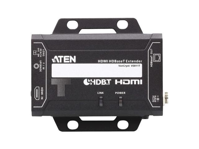 ATEN TECHNOLOGIES VE811T HDMI HDBASET TRANSMITTER UP TO (672792007668 Electronics Video) photo