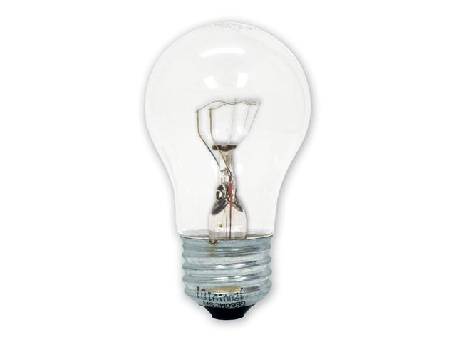 40W CLR APPLIANCE BULB 15206 photo