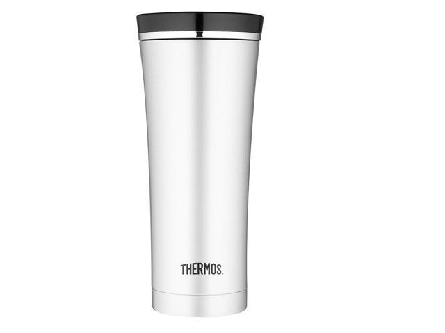 THERMOS NS105BK004 Vacuum Tumbler,16 oz, Black photo