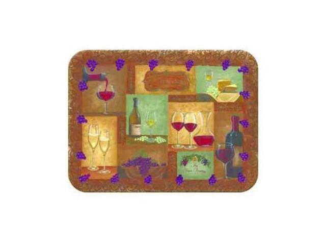 McGowan TT00652 TufTop The Wine Cellar Cutting Board- Medium photo