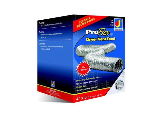 BTD45 Dryer Vent 4' x 5' Aluminum Venting Pro Flex Vent Dundas Jafine photo