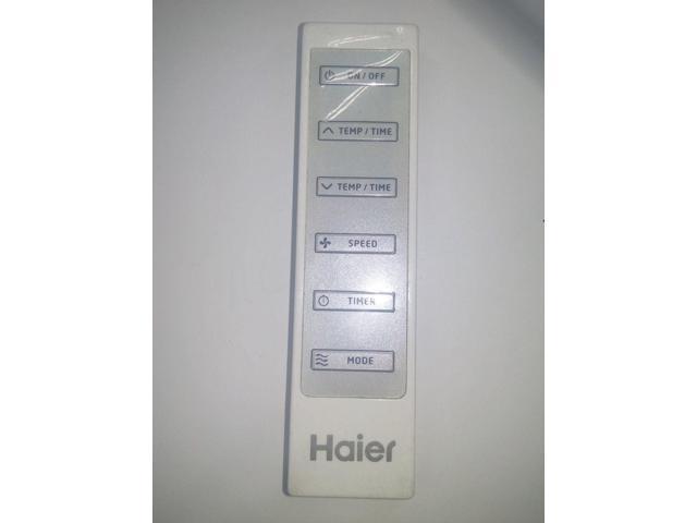 Recertified - Original Haier AC-5620-088 AC5620088 Air Conditioner Remote Control photo