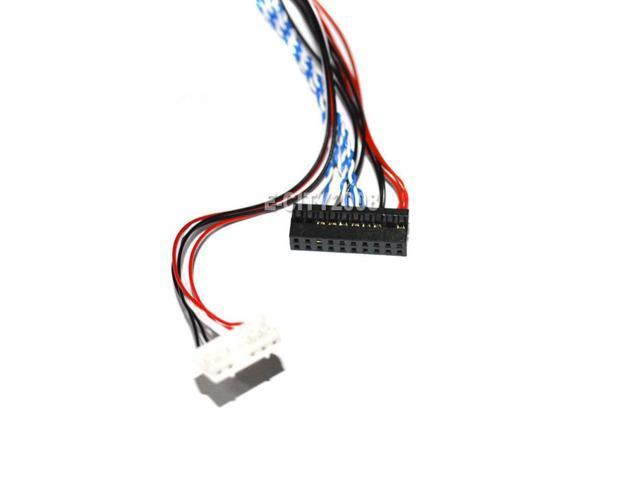 I-PEX 20453-20455 40Pin 1ch 6bit LVDS Cable for LP156WH2 LP156WH3 LP156WH4 @USA