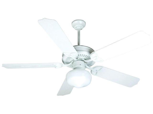 Craftmade K10529 Patio Outdoor Fan White photo