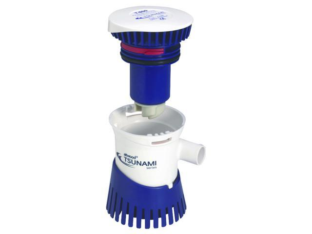 Attwood Tsunami Bilge Pump T500 - 12V - 550 GPH photo